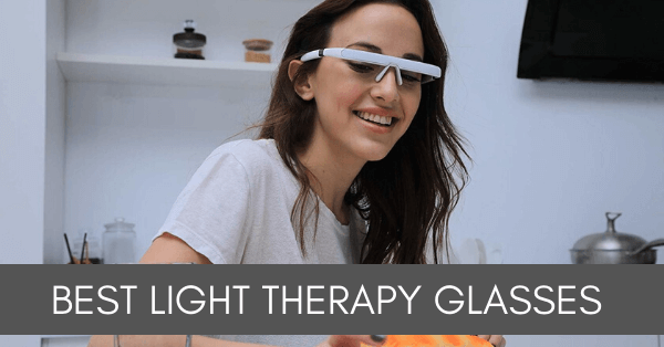 best sad light therapy glasses