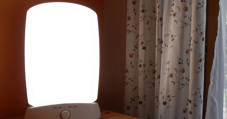 sad light therapy benefits